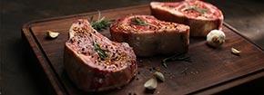 Longs Meat Market Rib Steaks